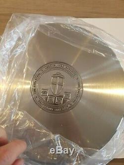 12 Piece SWISS Cookware Saucepan Set'Thermo-Control', 30 Yr Wrnty. ESS Award