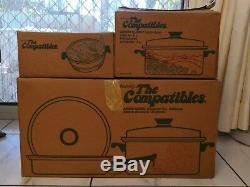 AMWAY QUEEN 20 piece cookware set + Dutch Oven