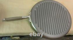 Anolon Advanced Bronze Hard-Anodized Nonstick 10-Piece Cookware Set Autograph 2