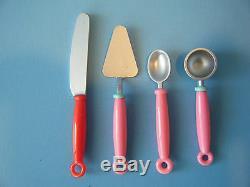 Barbie Kitchen Littles 40 Piece Cookware & Appliance Set