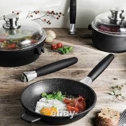 BergHOFF Eurocast Non-stick 11 Piece Cookware Set