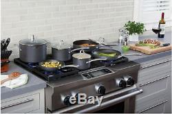 Calphalon Classic Nonstick 10-Piece Cookware Set