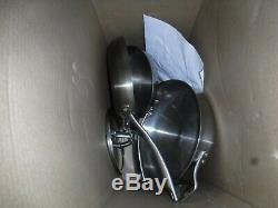 Calphalon Premier Stainless Steel 10 Piece Cookware Set