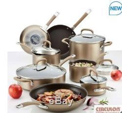 Circulon 13 Piece Hard-Anodized Cookware Set
