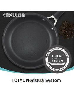 Circulon Momentum Stainless Steel Nonstick 11-Piece Cookware Set BARGAIN! Wow