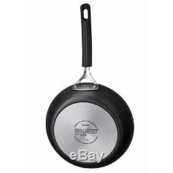 Circulon Origins Hard Anodised 7 Piece Non Stick Saucepan Cookware Pan Set NEW