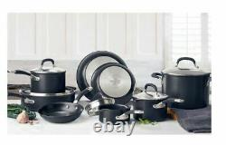 Circulon Premier Hard Anodised Induction 13 Piece Cookware Set in 2 Colours