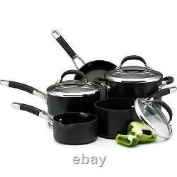 Circulon Professional 5 Piece Hard-Anodized Cookware Set 82844