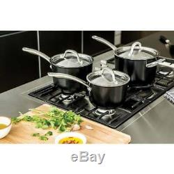 Circulon Ultimum 4 Piece Non-Stick Saucepan Cookware Set Induction Suitable