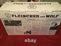Fleischer & Wolf London Royalty 10-Piece Cookware Set in Copper