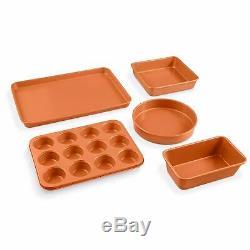 Gotham Steel 20 Piece All in One Kitchen, Nonstick Cookware & Bakeware Set, NEW
