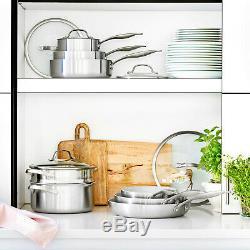 GreenPan Venice Pro 10 Piece Cookware Set