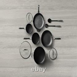 Hard-Anodized Nonstick Pots and Pans, 10-Piece Cookware Set for Cooking