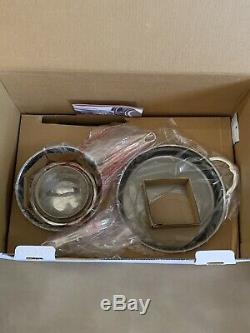 Hestan NanoBond Stainless-Steel 10-Piece Cookware Set