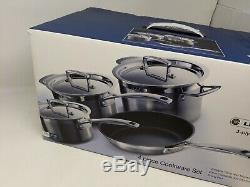 Le Creuset 3 -Ply Stainless Steel Non-Stick 4 Piece Cookware Set, New & Boxed
