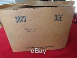 NOS Vintage Revere Ware Copper Bottom 13 Piece Set-Egg Poacher, Skillet, Stock Pot