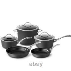 New Calphalon Contemporary Nonstick 8-Piece Cookware Set Kitchenware MSRP $499