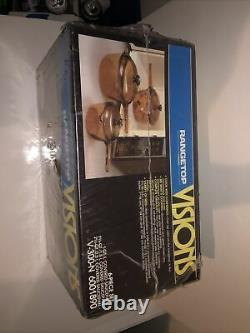 New VISIONS Cookware by Corning Amber 6 Piece Saucepan Set V-300-N Sealed NOS