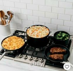 Ninja Foodi NeverStick 11-Piece Cookware Set Guaranteed Never To Stick NEW