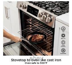 Ninja Foodi NeverStick 11-Piece Cookware Set NIB
