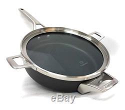 PRE Calphalon Premier Hard Anodized Nonstick Space Saving cookware set 11-Piece