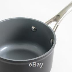 ProCook Professional Ceramic Induction Non-Stick Cookware Set 4 Piece