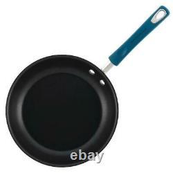 Rachel Ray Cookware 15-Piece Set Nonstick Enamel Multi-Color Non Stick Enamel Po