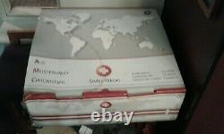 Swiss rikon 12 pieces saucepan/cookware set, bnib
