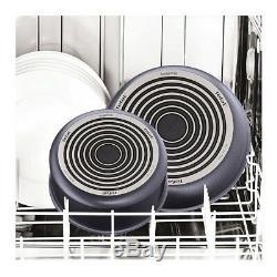 Tefal Ingenio Elegance Non Stick 13 Piece Cookware Set Dark Grey