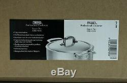 Viking Professional VSC1010 7 Piece 7-Ply Stainless Steel Cookware Set