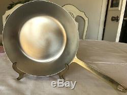 Vintage Paul Revere Ware Copper -5 pieces set 3 Skillets & 1 Saucepan -1970 S