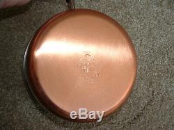 Vintage USA NOS Revere Ware Copper Clad HUGE 14 Piece Set No 3308 NEW