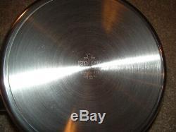 Vintage USA NOS Revere Ware HUGE 11 Piece Set No 3500385 NEW