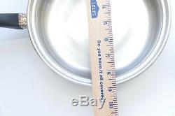 13 Piece Set Saladmaster 18-8 Tri-clad Batterie De Cuisine En Acier Inoxydable Avec Vapo Couvercles