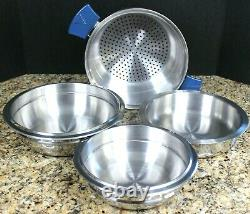 25 Pièces Walkaway Aircore Thermodynamique Cookware Set Air Core Great Condition