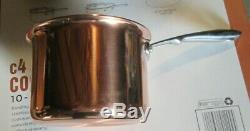 All-clad C40010 C4 10 Pièces Batterie De Cuisine, Cuivre