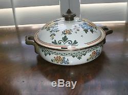 Asta 9 Piece Set 4 Lids Teapot (2x 8 1/2-sm-lg, 6,7,7tea) Inutilisee Cookware