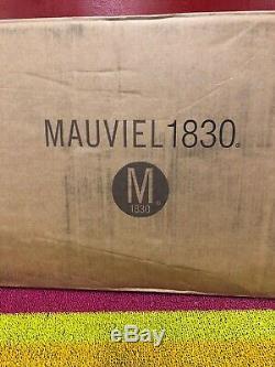 Batterie De Cuisine 10 Pièces En Cuivre Mauviel M'150c