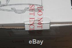 Batterie De Cuisine En Acier Inoxydable All Clad D3 10 Pièces, Modèle 401488-r Neuf