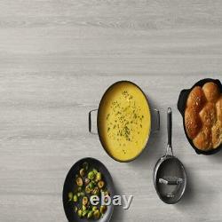 Casseroles Antiadhésives Dures, Ustensiles De Cuisine De 10 Pièces Pour La Cuisson