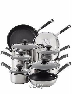 Circulon Acclaim 13 Piece Cookware Set Non Stick. Bnib. Rrp £ 250