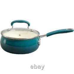 Ensemble D'articles De Cuisine Antiadhésifs En Céramique 10 Piece Pans & Pots Sauce Cuisine De Four Hollandaise