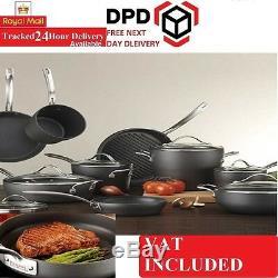 Ensemble De 15 Ustensiles De Cuisine Kirkland New Signature En Aluminium Anodisé Dur