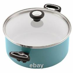 Farberware Purecook Céramique Antiadhésifs 12 Pièces Cookware Set Kitchen New