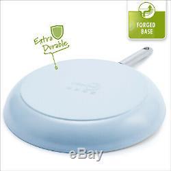Greenpan 10 Pièces Batterie De Cuisine Antiadhésive, Revêtement De Minéraux
