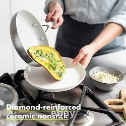 Greenpan Venice Pro Set D'articles De Cuisine De 7 Pièces