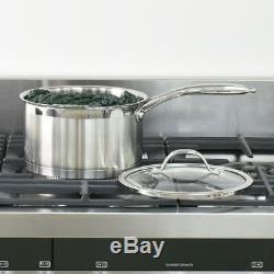 Induction En Acier Inoxydable Procook Professionnelle Batterie De Cuisine 8 Pièces