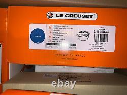 Le Creuset 16 Piece Cookware Set Émaild Cast Iron, Marseille, Ship From Store