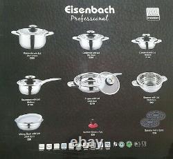 New Eisenbach Professional 16 Pièces De Qualité Ustensiles Pour Cuisson Moins Cher Sur Ebay Mis