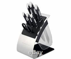 New Scanpan Eclipse Classique Bloc Couteaux 8 Pièces Couteaux De Cuisine Batterie De Cuisine